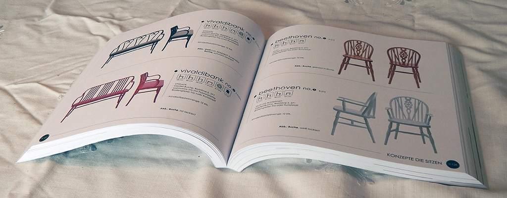 Buch Softcover Ausführung - Impressionen